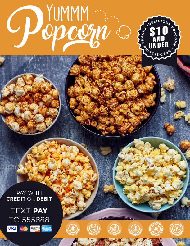 popcorn cd
