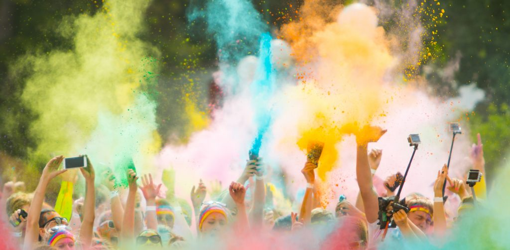 Planning A ColorRun in 5 Steps 1